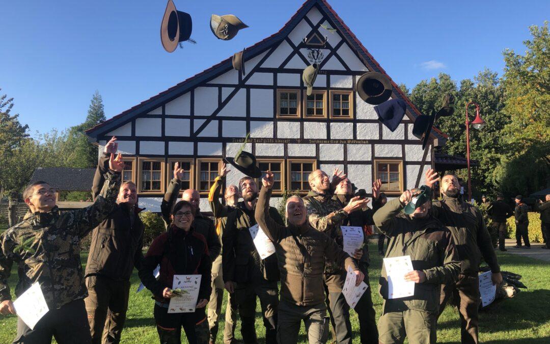 Jagdschule Sachsen-Anhalt im Rittergut Etzdorf